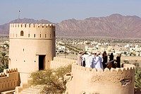 Oman Sultanate, Nakhal Fort