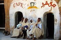 Tunisia, Southern Tunisia, Tataouine area, Ksar Ouled Soltane