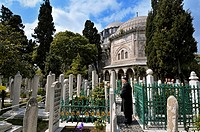 Turkey, Istanbul, historical centre listed as World Heritage by UNESCO, Suleymaniye Camii Suleymaniye Mosque