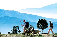 France, Pyrenees Orientales, Cerdagne region