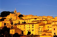 France, Vaucluse, Luberon, Bonnieux