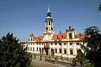 Czech Republic, Prague, historical centre listed as World Heritage by UNESCO, Hradcany Castle District, Loreta Church