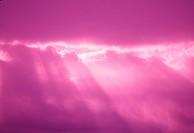 View of overcast sky