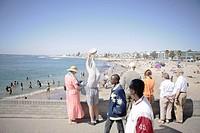 Palm Beach, Swakopmund, Namibia, Africa