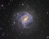 The Southern Pinwheel Spiral Galaxy M83 NGC5236