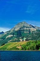 Prince of Wales Hotel, Waterton National Park, Alberta Canada