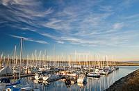 Oak Bay Marina, Victoria BC.