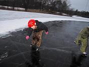Skating, Sweden