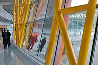 New international airport, Beijing, China
