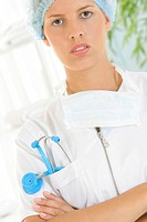 DOCTOR IN HOSPITAL Model.