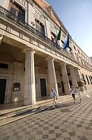 teatro piccinni, bari, apulia, italy