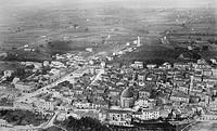 europa, italia, abruzzo, panorama su giulianova, 1910 1920