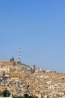 caltagirone, sicilia, italy