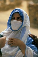 mauritania, woman