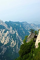 Asia, China, Shanxi, Huayin, Huashan Mountain
