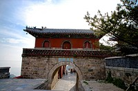 China, Shandong, Taian, Mount Tai, UNESCO, World Heritage, World Cultural Heritage, World Natural Heritage
