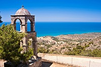 Bell tower of the Agios Ioannis Prodromos Monastery, Cos, Greece