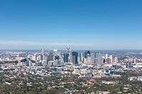 Brisbane cityscape, Queensland, Australia