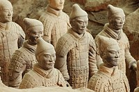 Terra Cotta Army in Xi'an