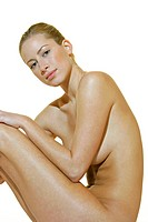 beauty naked woman