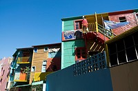 La Boca district, Buenos Aires, Argentina, South America