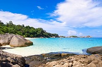 Ko Miang Island, Similan Islands, Andaman Sea, Thailand, Southeast Asia, Asia