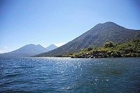 Lake Atitlan, Guatemala, Central America