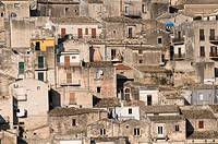 Italy,Sicily,Ragusa, Old town