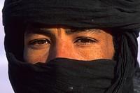 tuareg, libya, mandara lakes