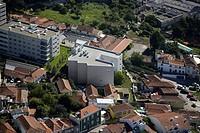 ARCHITECTURAL OFFICE, ESCRITÓRIO DE ARQUITECTURA. PORTO, PORTUGAL, 1998.