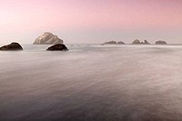 Face Rock, Bandon Beach, Oregon, USA