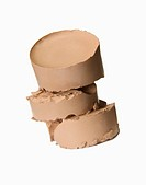 Stack of cream concealer