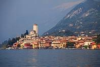 Malcesine, Lake Garda, Italy, Europe