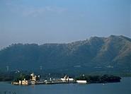 Jag Mandir, Udaipur, Rajasthan, India.
