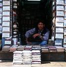 Spice seller, Kathmandu, Nepal