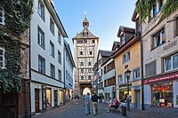 Old town, Konstanz, Baden-Wuerttemberg, Germany, Europe
