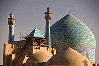 Iman's mosque, Isfahan, Iran