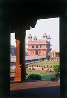 Photograph of an Indian Palace