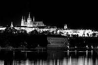 Prague Castle, Hradcany, Prague, Czech Republic