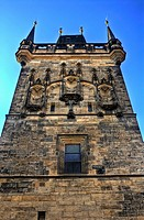 Tower at St. Charles Bridge