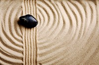Sand Swirl Background