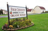 Organic Winery Finger Lakes Region New York
