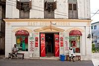 East African Stores, Stone Town, Zanzibar, Tanzania, Africa