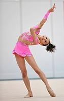 Ekaterina Ebert, Germany, German RSG Rhythmic Gymnastics Championships, Frankfurt am Main, Hesse, Germany, Europe