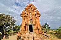 Po Klong Garai, Girai, Cham towers, sanctuary, temple, Phan Rang, Vietnam, Asia