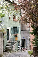 House, Annecy, Haute_Savoie, Rhône_Alpes, France