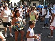 Block United of the Good, Botafogo, Carnival 2009, Rio de Janeiro, Brazil