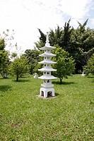 Japanese garden, Rio Claro, São Paulo, Brazil