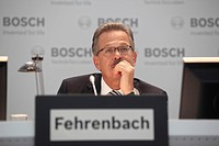 Franz Fehrenbach, Chairman and CEO, Robert Bosch GmbH
