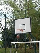 Basketball, São Paulo, Brazil